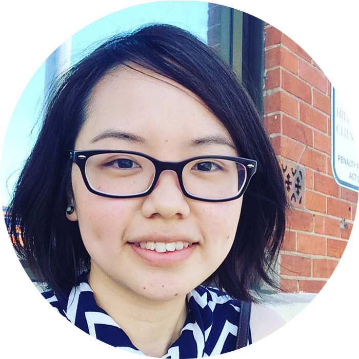Joanne Chow, Content Strategist